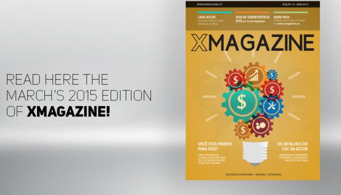XMAGAZINE – March / 2015